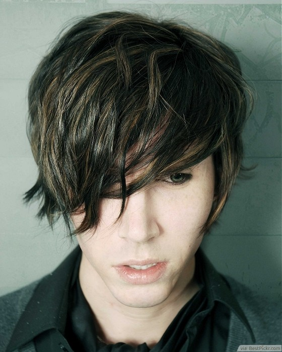 Sensational 10 Best Short Emo Hairstyles For Guys In 2017 Bestpickr Hairstyles For Women Draintrainus