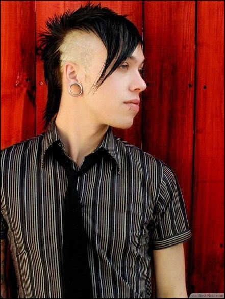 Terrific 10 Best Short Emo Hairstyles For Guys In 2017 Bestpickr Hairstyles For Women Draintrainus