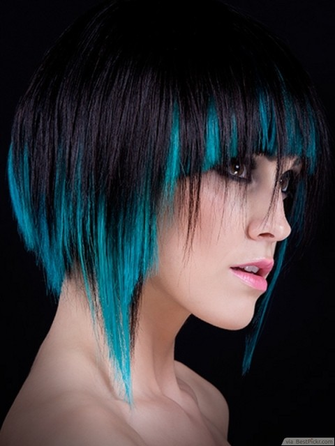 Astounding 10 Best Short Emo Hairstyles For Girls In 2017 Bestpickr Hairstyles For Women Draintrainus