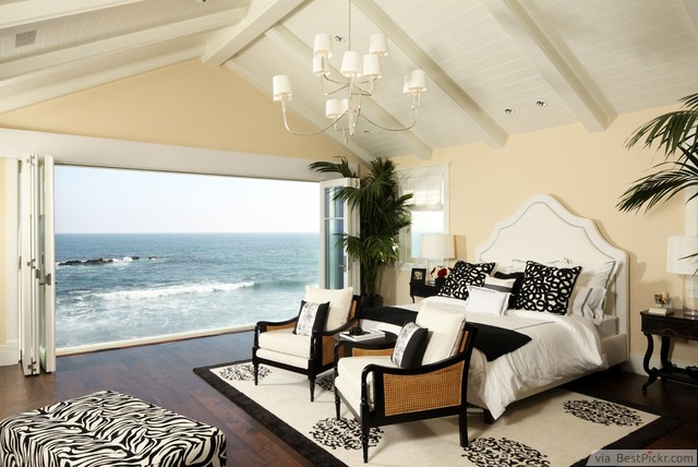 romantic master bedroom design by the sea httpbestpickr - Master Bedroom Design Ideas