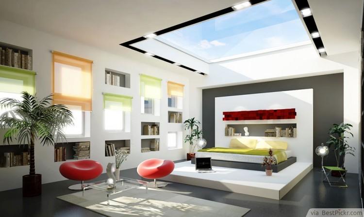 Master Bedroom Jacuzzi Designs