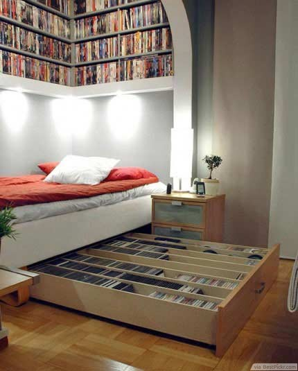 10 Best Small Bedroom Interior Design Ideas With Creative ...