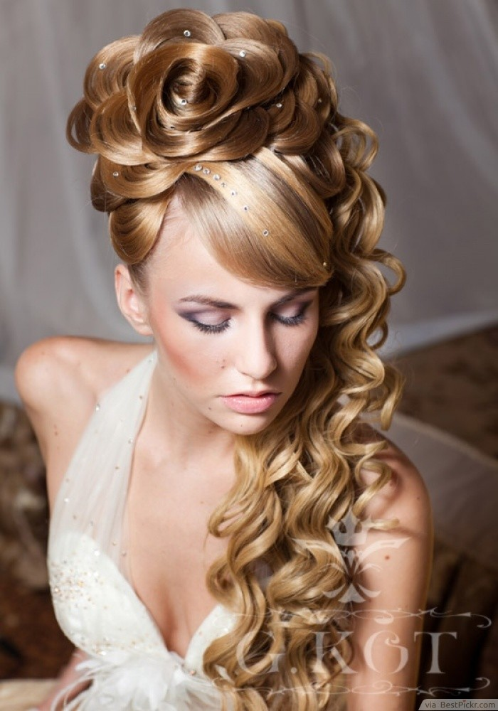 Groovy 10 Amazing Curly Prom Hairstyles In 2017 Bestpickr Short Hairstyles For Black Women Fulllsitofus