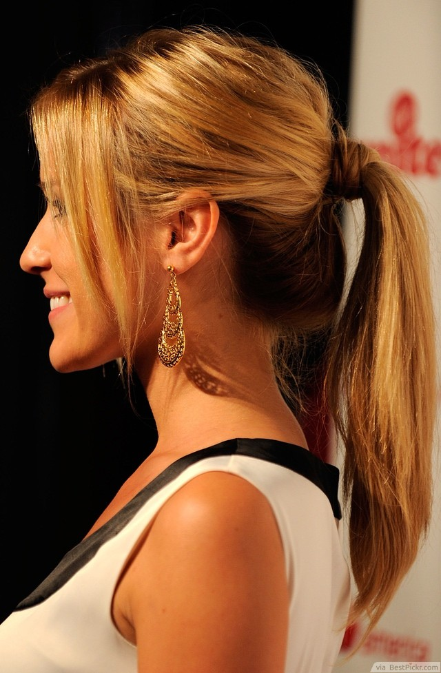 Hairstyles For Long Hair Ponytail : 10 Best Prom Hairstyles For Long Hair In 2017 BestPickr