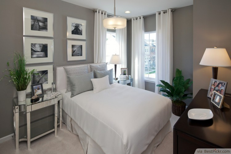 10 Best Small Bedroom Interior Design Ideas With Creative Use Of ...