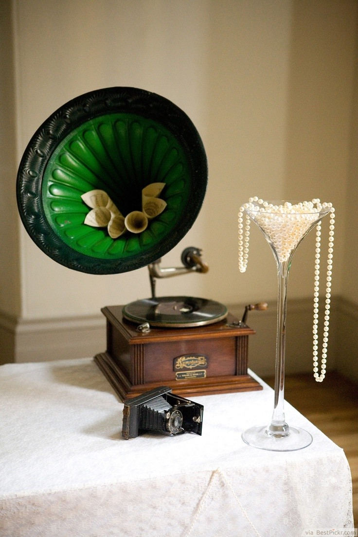 10 great gatsby themed party ideas in exquisite vintage for 1920s decoration ideas