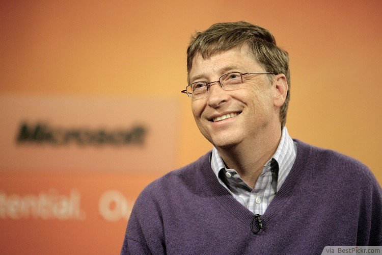 Bill Gates Earns 1,250+ Dollars ❥❥❥ http://bestpickr.com/unbelievable-facts