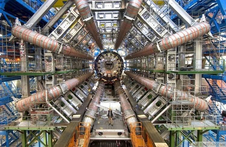 The Large Hadron Collider - $11billion ❥❥❥ http://bestpickr.com/most-expensive-things-to-buy