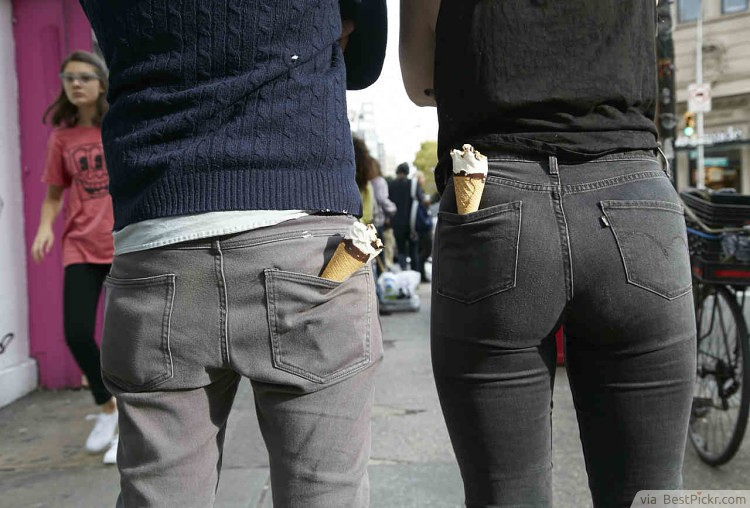 Walking With An Ice Cream Cone In Your Pocket On Sundays ❥❥❥ http://bestpickr.com/stupid-weird-state-laws-in-the-us