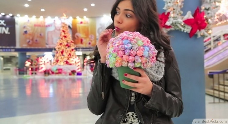 lollipop bouquet makes amazing christmas gifts
