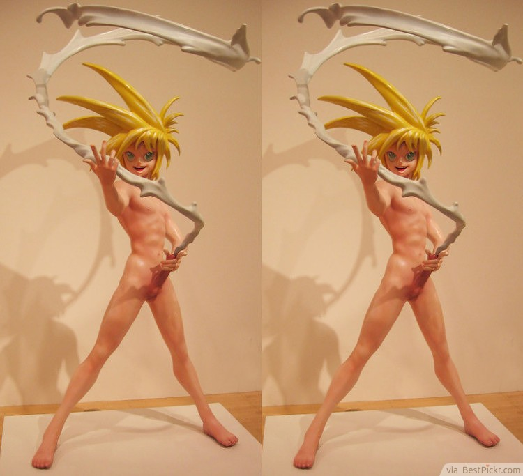 An Ejaculating Manga Boy Statue ❥❥❥ http://bestpickr.com/most-expensive-things-sold-in-auction