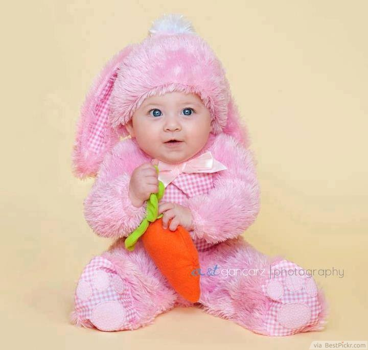 Cheerful Boy In Cute Bunny Costume Photo Idea ❥❥❥ http://bestpickr.com/cute- baby-girls-boys-photos