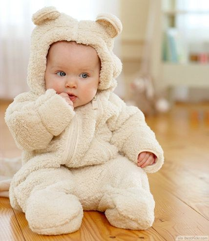 Cute-Baby-Fleece-Costume-Idea