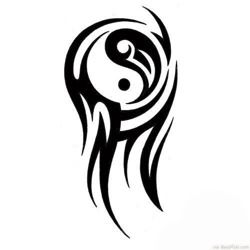 30 Cool Yin Yang Tattoos Perfect Designs Ideas Bestpickr