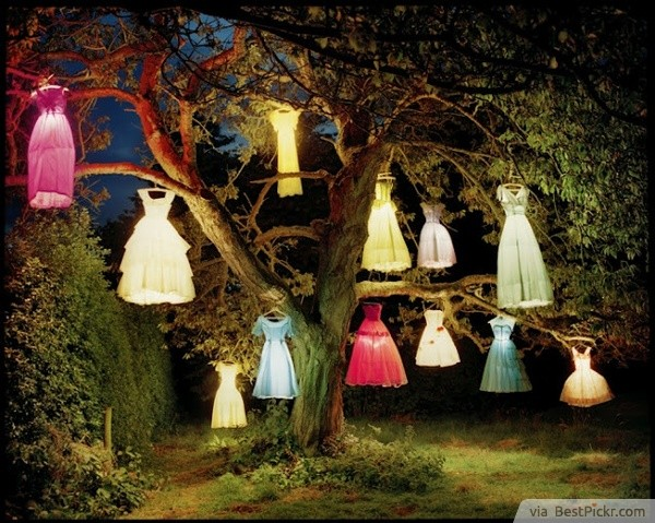 outside lighting ideas for parties. floating dresses garden party lighting httpbestpickrcom outside ideas for parties a